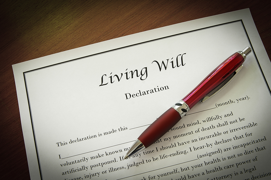 Drawing up a Will