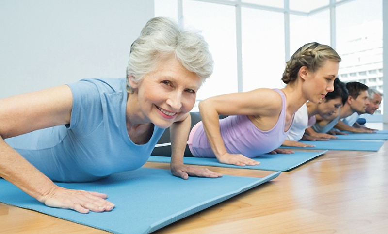 Pilates Tips For Seniors