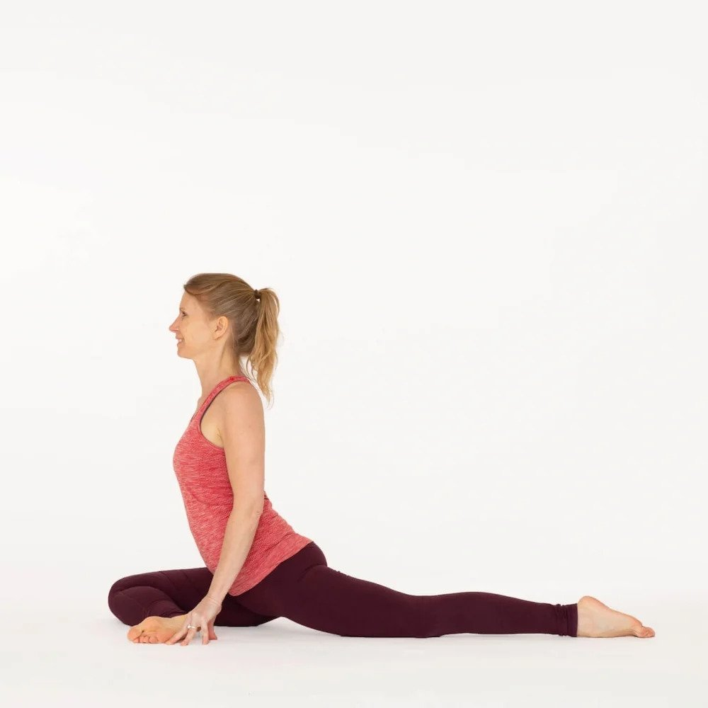 Promote Flexibility With Pigeon Pose